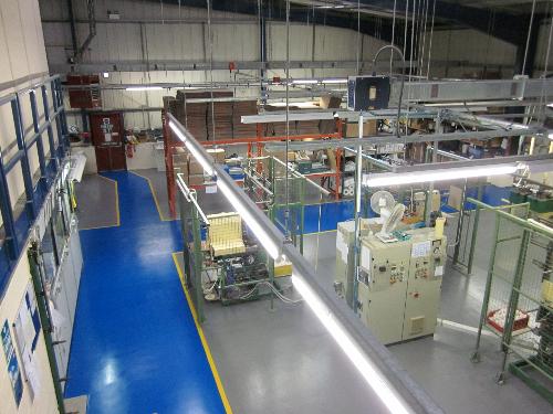 Protective concrete floor coatings Washington Tyne Wear
