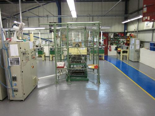 County Durham Industrial Epoxy Floors Northern England