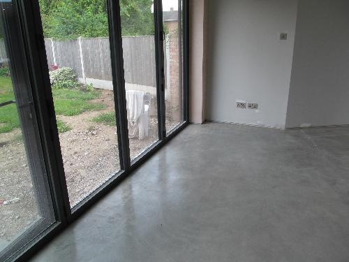 Decorative concrete floors Newcastle