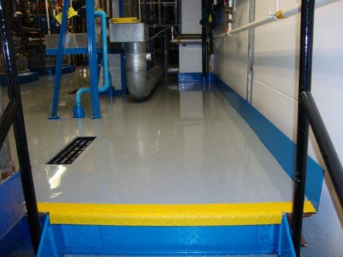 County Durham Industrial Resin Flooring North East