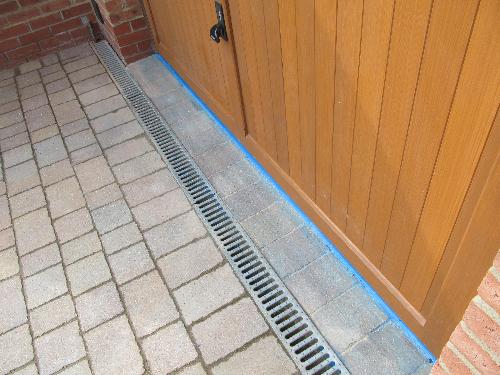 Liquid epoxy garage floor coatings County Durham