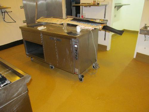 Heavy duty resin flooring Northumberland