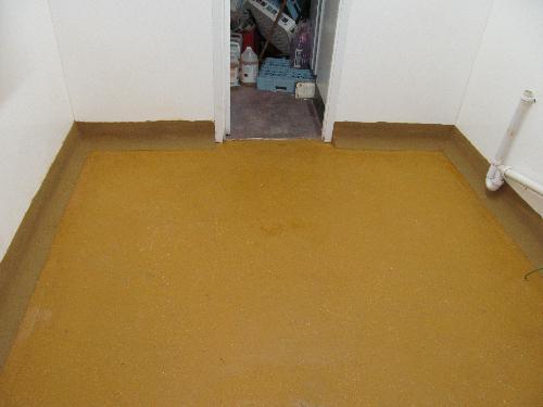 Protective polyurethane resin floor screeds Sunderland