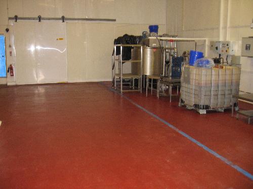 Hygienic Epoxy Floor Screed North East England