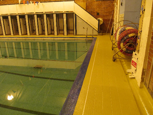 Slip resistant resin floor treatments North East