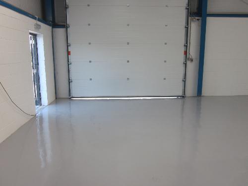 Resin flooring epoxy floor concrete coatings North East