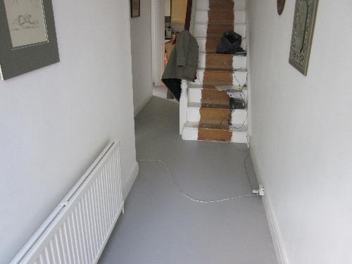 Poured liquid resin floors County Durham