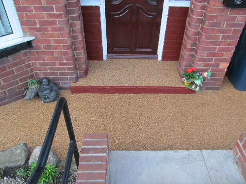 Resin bonded aggregates Sunderland Tyne and Wear