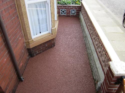 North Tyneside Resin Exteriors Gravel Floor Screeds