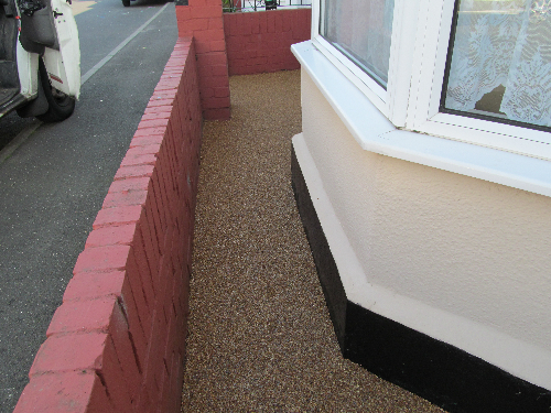 Resin Exteriors North Tyneside Gravel Paving Screeds