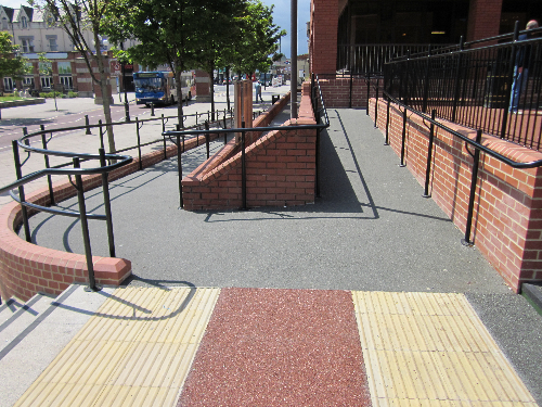 Commercial Resin Bound Paving North East England