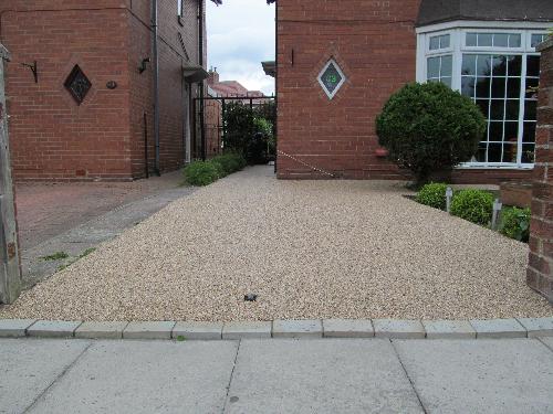Resin Bound Driveways in Sunderland Tyne and Wear
