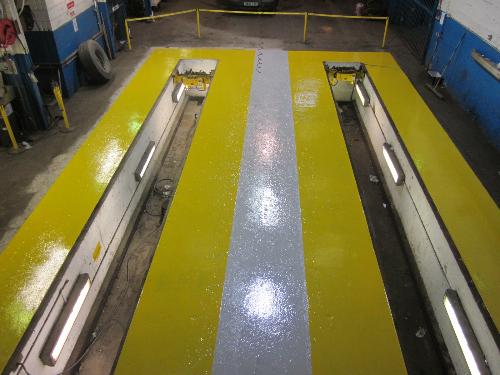Resin floors County Durham