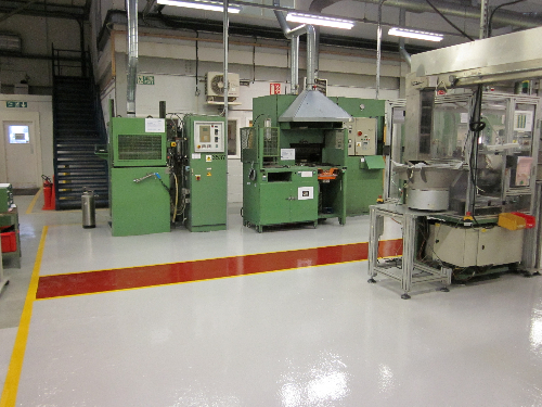 Resin Flooring Systems Newcastle Tyne and Wear