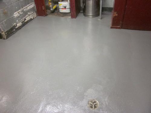 Food grade resin floor screeds North Tyneside