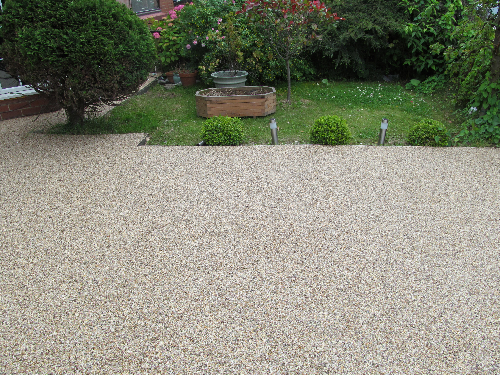 Gravel paving newcastle Upon Tyne Exterior Resin Floors