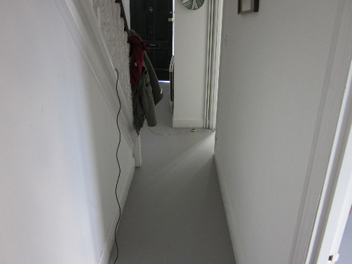 Polyaspartic coatings applied to step treads London