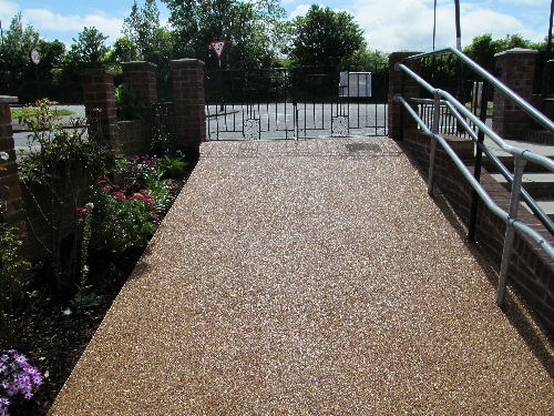 Domestic resin driveways Sunderland