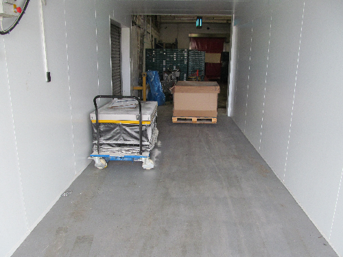 Polyurethane Industrial Resin Floors North East England