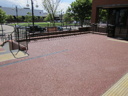 Exterior Commercial Resin Surfaces North East England
