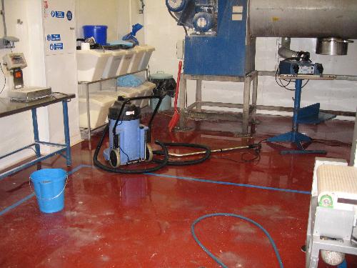 Heavy Duty Industrial Resin Flooring North East England