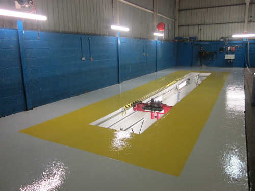 Resin surfaces Newcastle Upon Tyne resin floor coatings