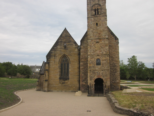World Heritage Site St Peters Church Monkwearmouth