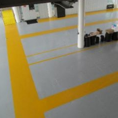 High build epoxy floor coatings London