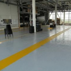Resin flooring London