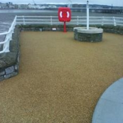 Resin Bound Stone Surfacing Newcastle Upon Tyne