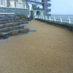 Resin Bound Stone Surfacing Sunderland Tyne and Wear
