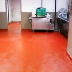 Specialist Food Grade Floor Screeds North East England