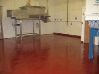 Resin Floor Screeds in the North East of England