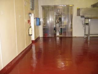 Food Grade Resin Flooring in the North East of England