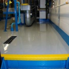 Industrial polyurethane resin flooring County Durham