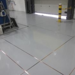 Conductive epoxy resin flooring Sunderland Tyne Wear