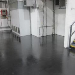 Conductive industrial epoxy anti static floors Tyneside