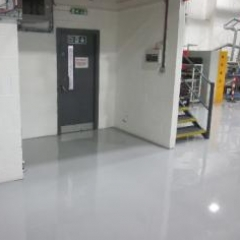 Industrial Epoxy Floor Screeds County Durham England