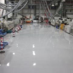 Seamless Epoxy Flooring County Durham England