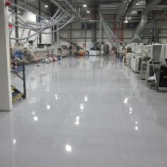 Flowable Epoxy Floor Coating