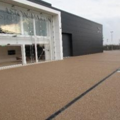 Commercial Resin Paving Sunderland North East England