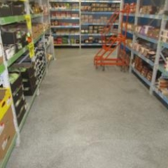 Fast Curing Resin Flooring North East England
