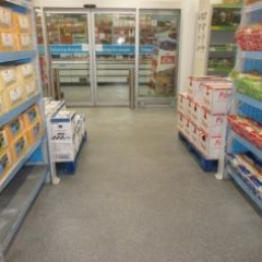 Commercial Resin Flooring North East England
