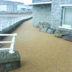 Resin Exteriors Commercial Resin Paving North East