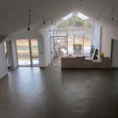Solacir decorative concrete floors Newcastle Upon Tyne