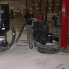 Dust Free Concrete Grinding North East England