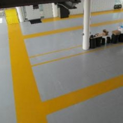 Floor paint Sunderland Tyne and Wear