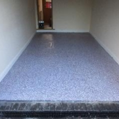 Epoxy Flooring Flake System North East England