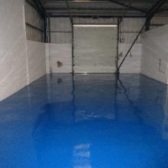Industrial Resin Flooring Horden County Durham
