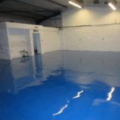 Warehouse Floor Painting Horden County Durham